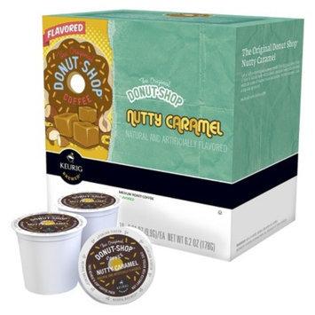 Keurig Donut Shop Nutty Caramel Medium Roast Coffee K-Cups 18 ct