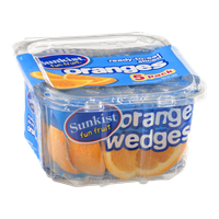 Sunkist Fruit Fun Ready-To-Eat Sliced Orange Packs