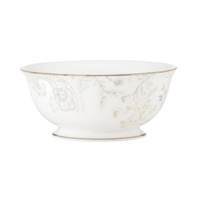 Lenox Fine China - Marchesa Paisley Bloom Serving Bowl by Lenox