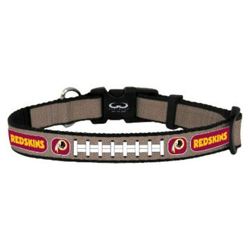 GameWear Washington Redskins Reflective Small Football Collar