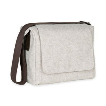 Habermaass Corporation Lässig Green Label Small Messenger Diaper Bag Choco Melange