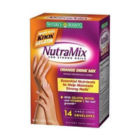 Nature's Bounty Nutramix For Strong Nails Tabs, Orange, 14 Packets