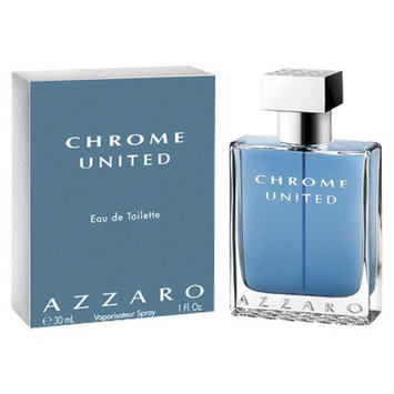 Men's Chrome United by Azzaro Eau de Toilette - 1.7 fl oz