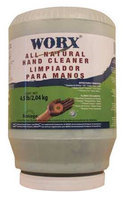 WORX ALL-NATURAL HAND CLEANER 11-1450 All Ntrl Pwdered Hand Soap, Lght