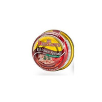 Brother and Sister The Best Taste Chicken Spread, 3.35 Ounce (Pack of 48)