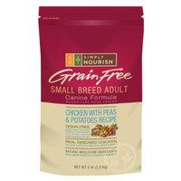 Simply NourishA Grain Free Small Breed Adult Dog Food