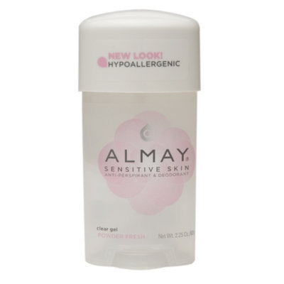 Almay Clear Gel Antiperspirant & Deodorant Clear Gel Powder Fresh