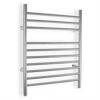 WarmlyYours TW-F10BS-HW Towel Warmer Infinity Hard-wire