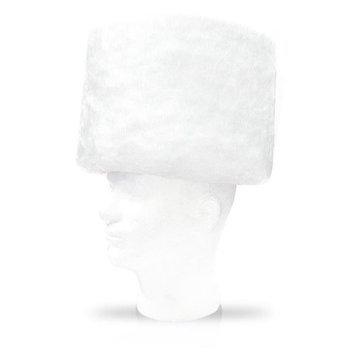 Dress Up America 545-W New High Shtreimel - White