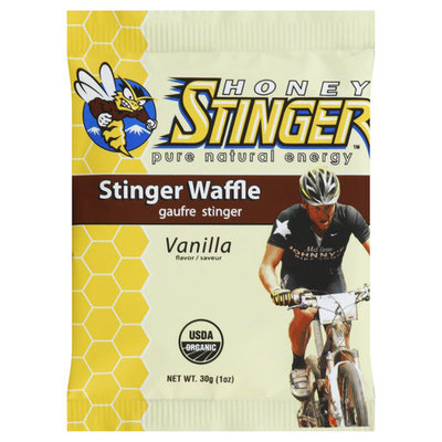 Honey Stinger Stinger Waffle, Vanilla Flavor - 1 oz (30 g)