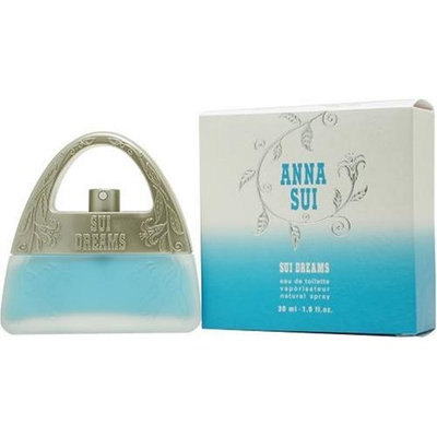 Sui Dreams By Anna Sui For Women. Eau De Toilette Spray 2.5 Oz.