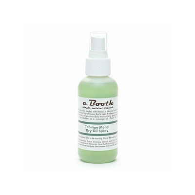 c. Booth Dry Oil Spray