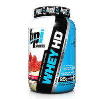 BPI SPORTS WHEY HD - Strawberry Cake