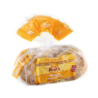 Rudi's Organic Bakery Bagel Flatz Plain Organic - 8 CT