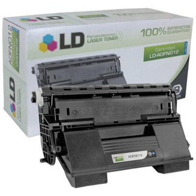 LD Remanufactured Replacement for Konica-Minolta A0FN012 High Yield Black Laser Toner Cartridge for use in Konica-Minolta PagePro 4650EN Printer