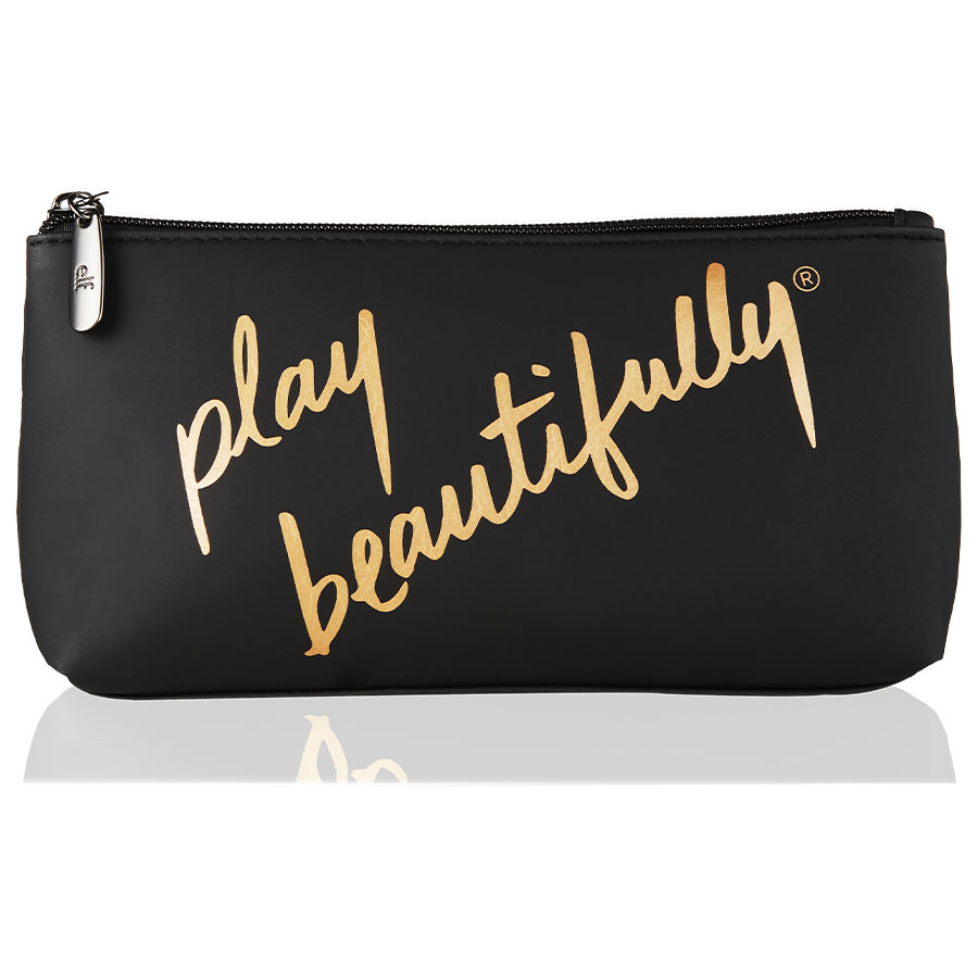 e.l.f. Beauty Essentials Pouch