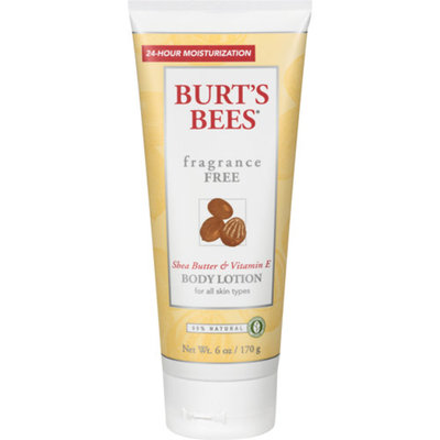 Burt's Bees Fragrance Free Body Lotion for all Skin Types