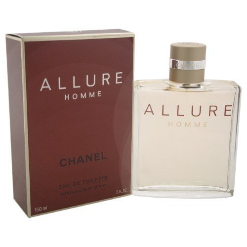 Chanel - Allure Eau De Toilette Spray 150ml/5oz