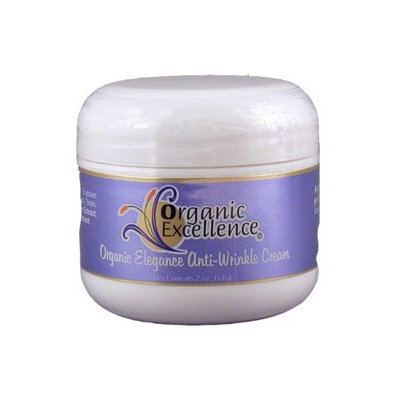 Organic Excellence Silk Protein Formula Anti-Aging Cream