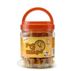 Pet 'n Shape Chik 'n Skewers Dog Treats: 16 oz