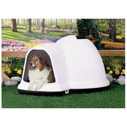Doskocil Manufacturing Co DO25946 Large Petmate Indigo Dog House