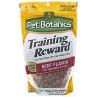 Pet Botanics Training Rewards Dog Treats