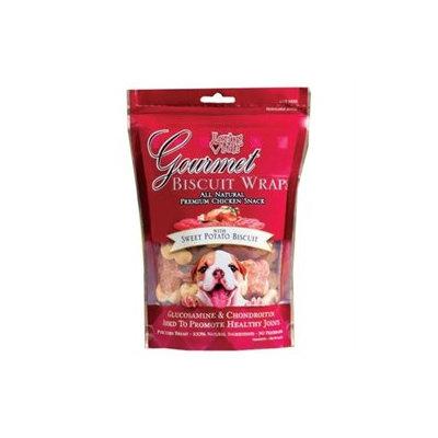 Shopzeus Loving Pets Gourmet Biscuit Wraps Chicken with Sweet Potato Biscuit: