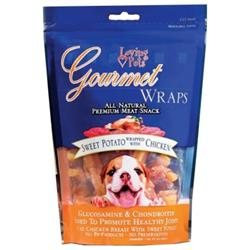 Loving Pets Gourmet Sweet Potato & Chicken Treat 8 oz