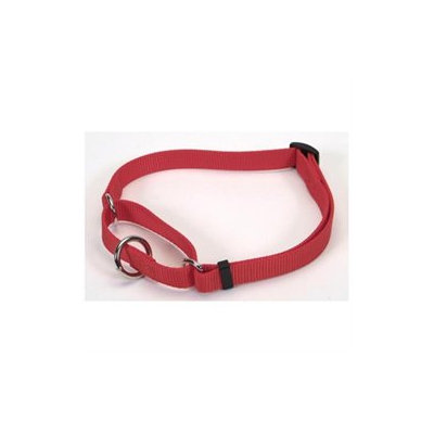 Coastal Pet Products DCP6407RED Nylon No Slip Adjustable Collar