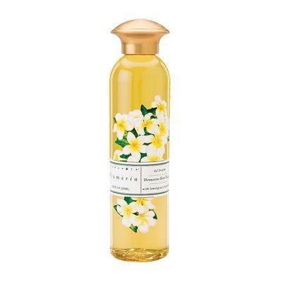 TerraNova Plumeria 8.25 oz Hydrating Body Wash