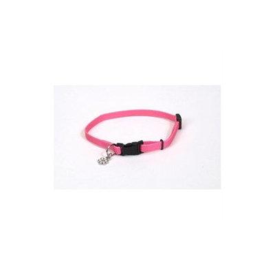 Li'l Pals Collar 5/16' Neon Pink - 5/16' (Xx-small)