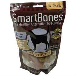 Petmatrix Llc - Smartbones- Peanut Butter Small-6 Pack - PB-00214