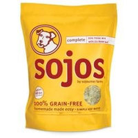 Sojourner Farms CB02 2 lb Sojos Beef Complete dog food mix