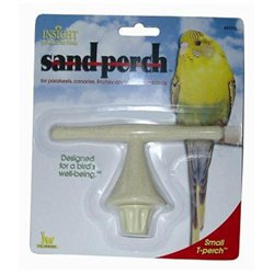 J W Pet Company Tshape Sand Perch Small 31215