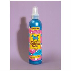 Cardinal Pet Care Cardinal Crazy Pet Baby Dog Grooming Spray