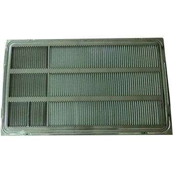 Lg LG Stamped Aluminum Rear Grille for 26