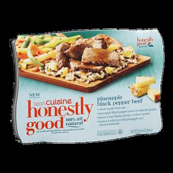 Lean Cuisine Honestly Good Pineapple Black Pepper Beef