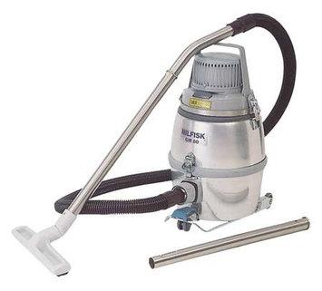 Nilfisk Cleanroom Dry Vacuum (3.25 gal, 1.5 HP). Model:
