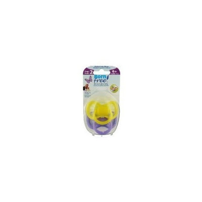 Born Free Bornfree Coolflow Pacifiers Stage2