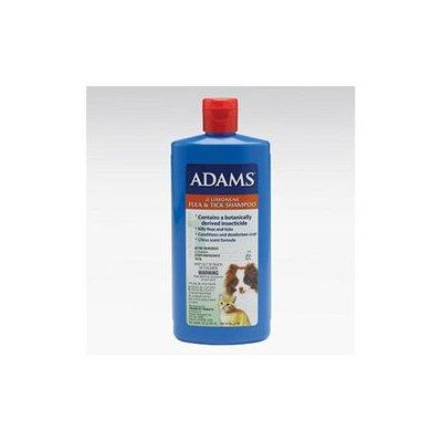 Adams D-Limonene Flea & Tick Shampoo - 12 oz