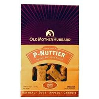 Wellpet Llc Old Mother Hubbard Classic P-Nuttier Small Biscuits 20 oz.