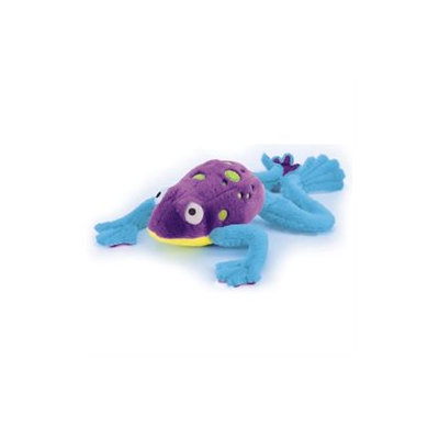 Sherpa Pet Group Quaker Pet GoDog - Mr. Frog with Chew Guard - 770738