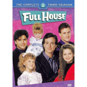 Warner Brothers Full House: The Complete Third Season Dvd from Warner Bros.