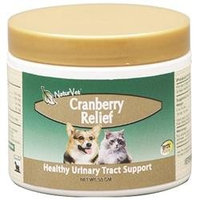 NaturVet Cranberry Relief Urinary Tract Supplement for Pets