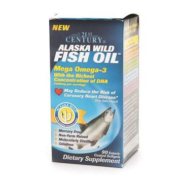 21st Century Alaska Wild Fish Oil