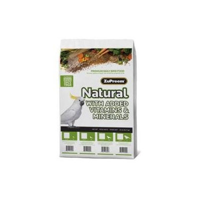 Premium Nutritional Products ZU94500 Large Parrot Maint Natural 20 lb.