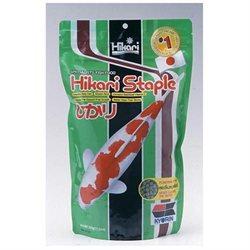 Hikari Sales 17.6 Oz Hikari Staple Medium Pellets Pond Food