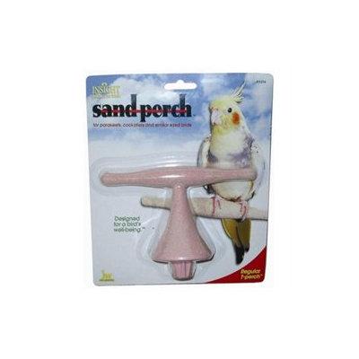 J W Pet Company Jw Pet Company BJW31216 Insight Sand T-Perch Large