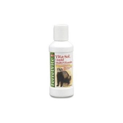 8 In 1 Pet Products 8 in 1 Vita Sol Liquid Ferret Supplement