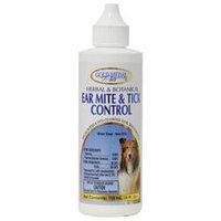 Cardinal Gold Medal Pets Ear Mite and Tick Control